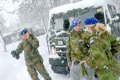 Cold Response 2007 Norway