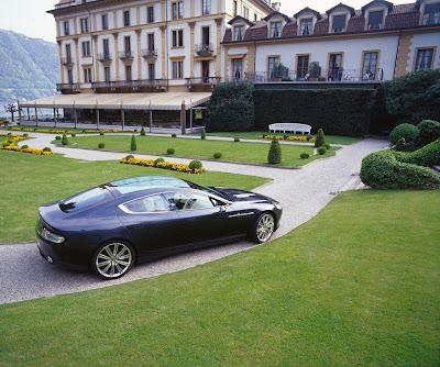 Photo Aston Martin Rapide