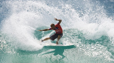 Kelly Slater - Quiksilver Pro Gold Coast at Snapper Rocks