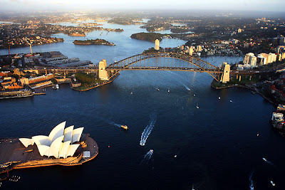 Sydney Harbour Bridge 75