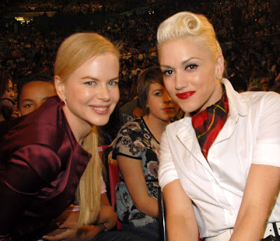 Nicole Kidman and Gwen Stefani