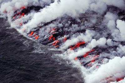 Reunion Volcano