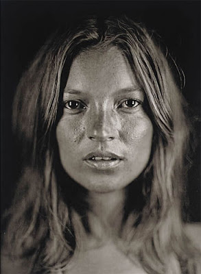 photo Kate Moss Vintage