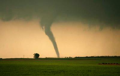 Tornado in Kansas