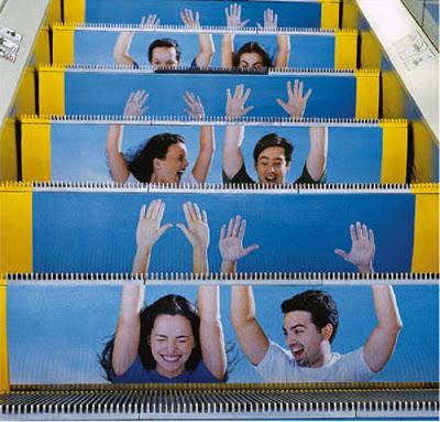Escalator Ads