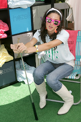 Caroline D'Amore. 2007 Silver Spoon MTV Movie Awards Gifting Suite, Los Angeles