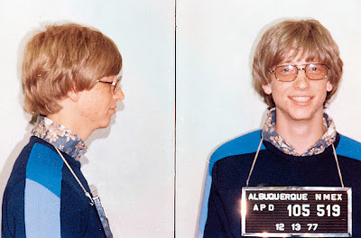 Young Bill Gates