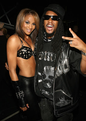 Ciara and Lil John