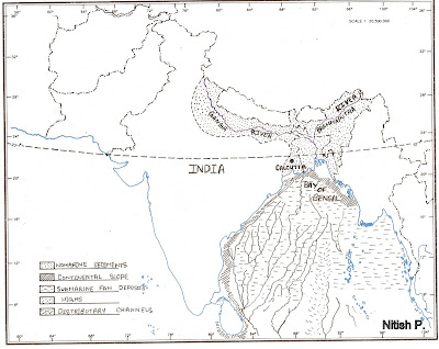 Environment and Geology: Sedimentation by Himalayan Rivers