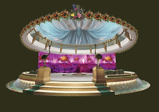 Set Design Stage For Wedding | www.pixshark.com - Images ...