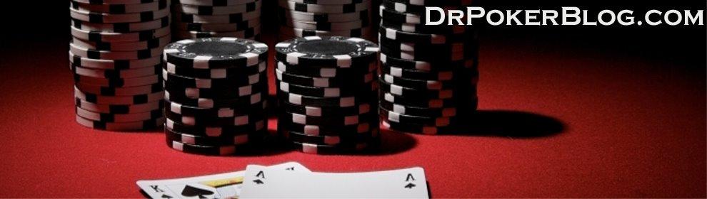 Dr Poker Blog- Online Poker Tips and Strategies