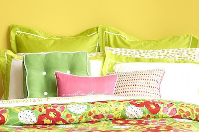 Seekingdecor Kate Spade Bedding Collection Launches 2011