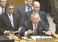 Powell, Tenet, Negroponte