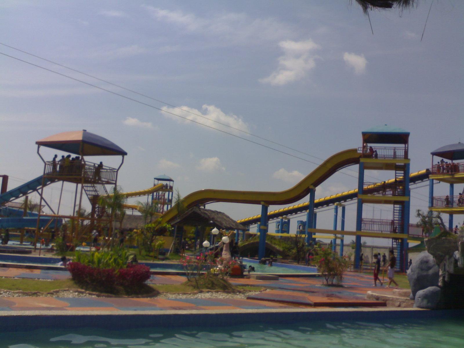 JUPRIYANTO Kuala Kapuas Kalteng: Nyantai di Water BOOM