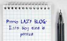 PREMIO LAZY BLOG