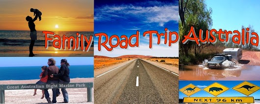 Family Road Trip Australia: Campervan Hire gives you holiday freedom