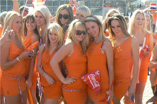 Dutch girls detained