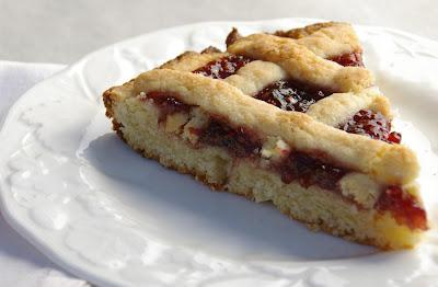 Gourmet Girl: Crostata della Nonna / Italian Jam Crostata