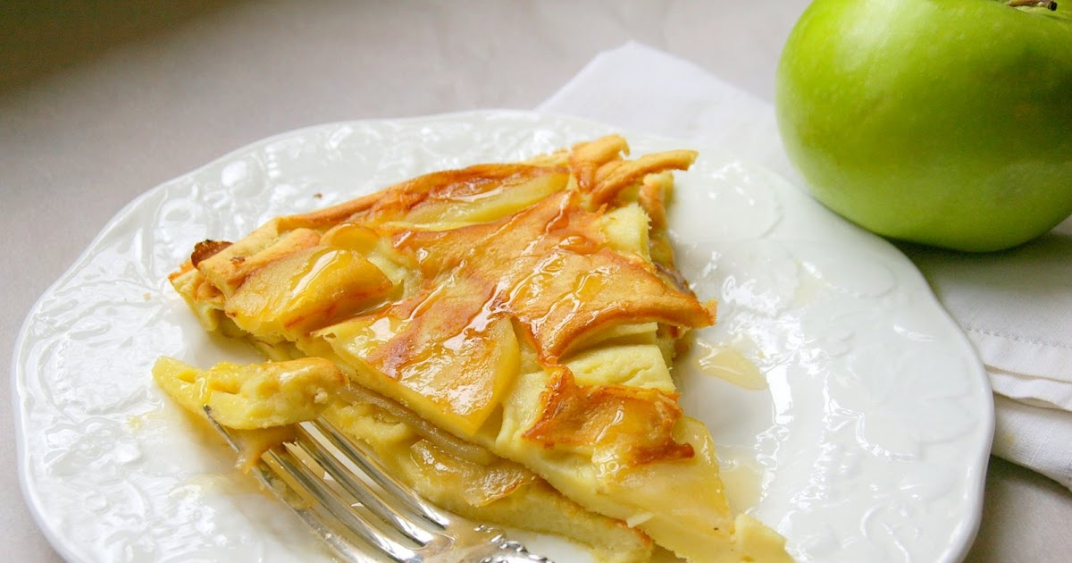 Does Dutch Apple Cake Use Stewed Apples