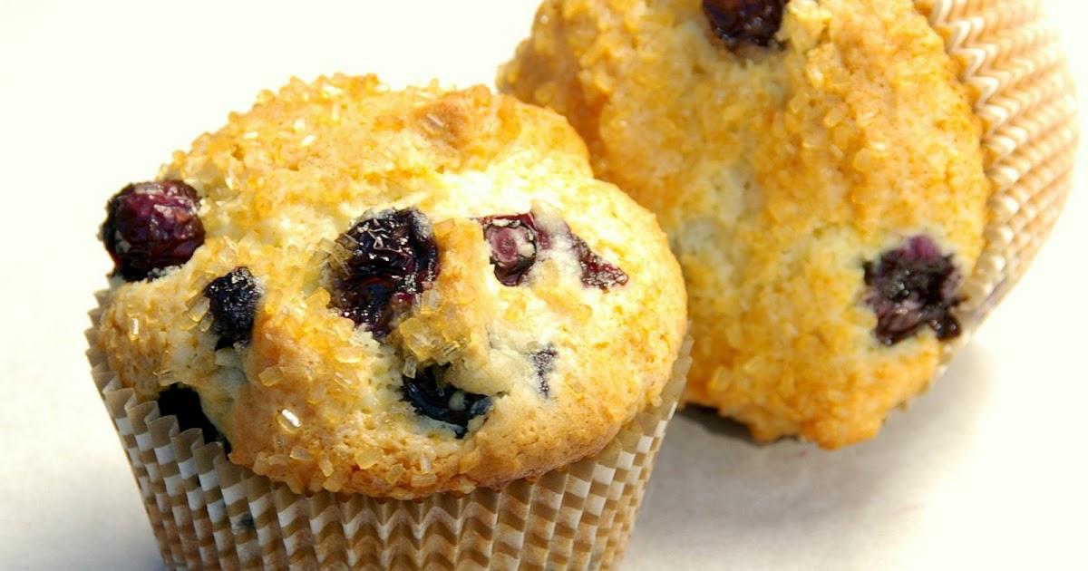 Blueberry Cake Muffins Ina Garten