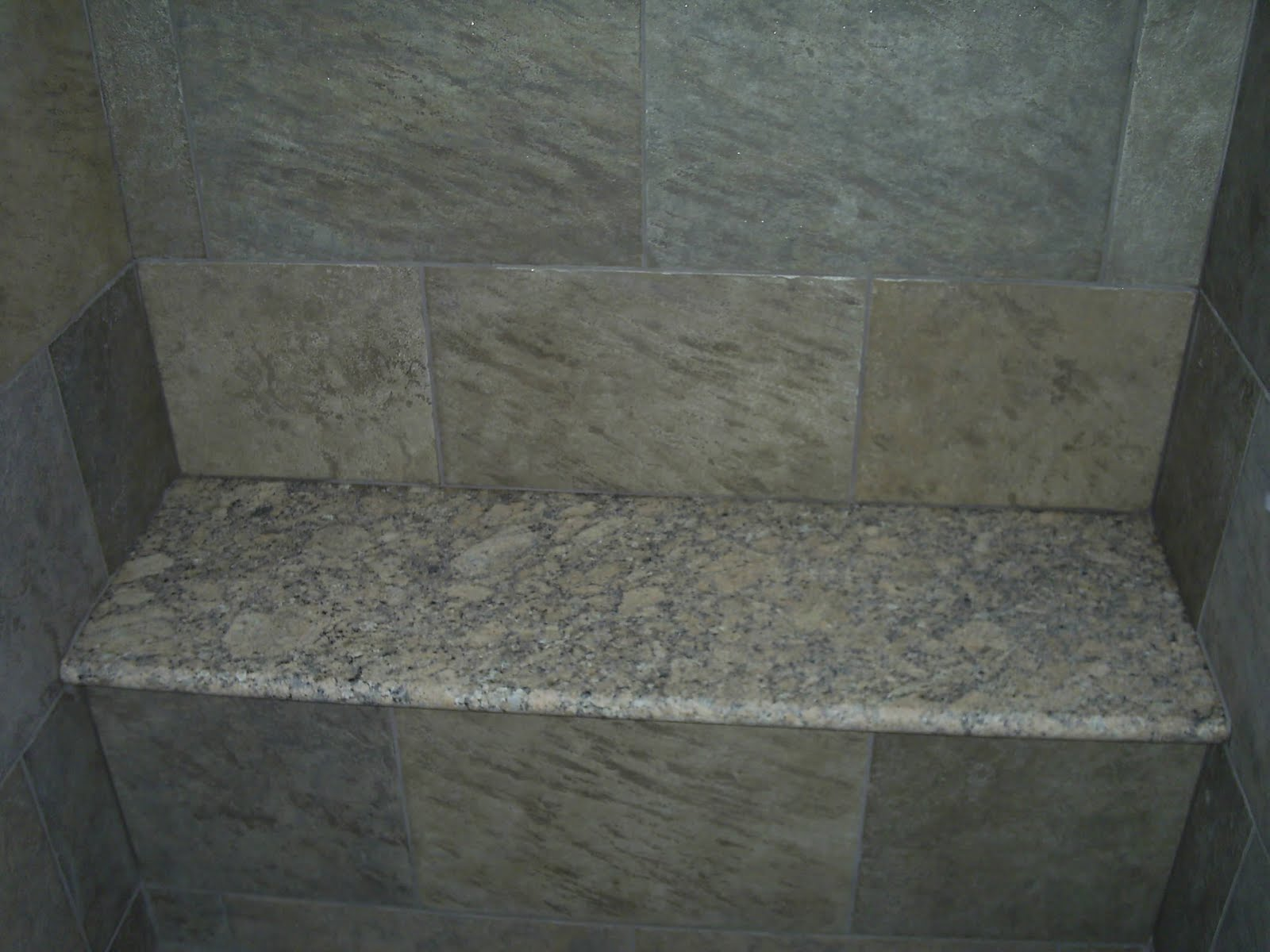 Steam Custom Tile Showers