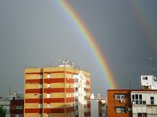 Arco iris en San Juan de Aznalfarache 03