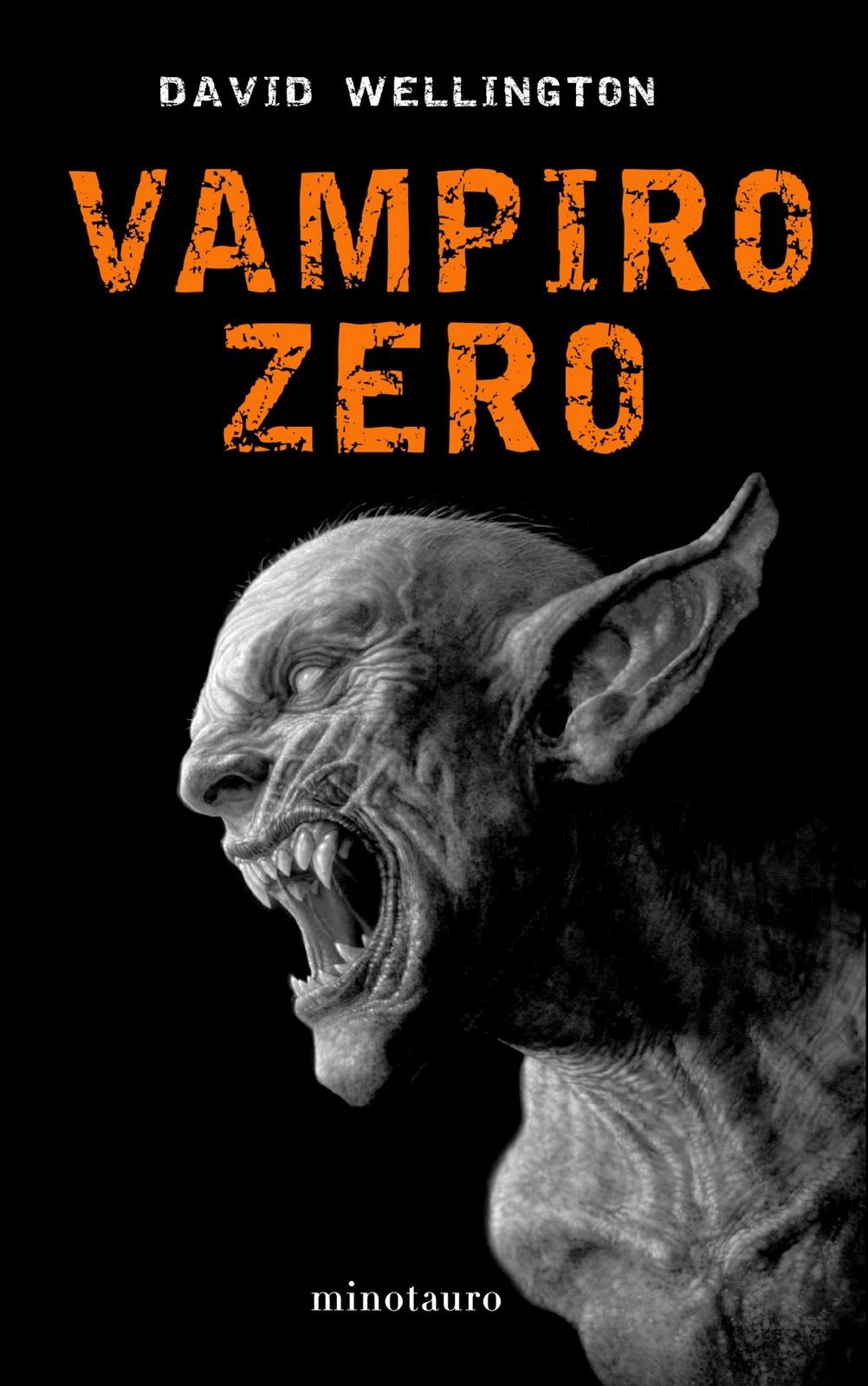 Vampiro Zero – David Wellington