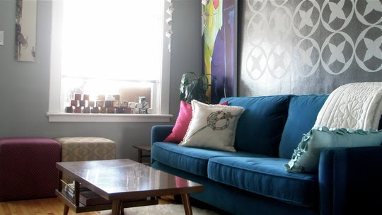 Left Coast Luxe: More From Apartment Therapy Small Cool ...