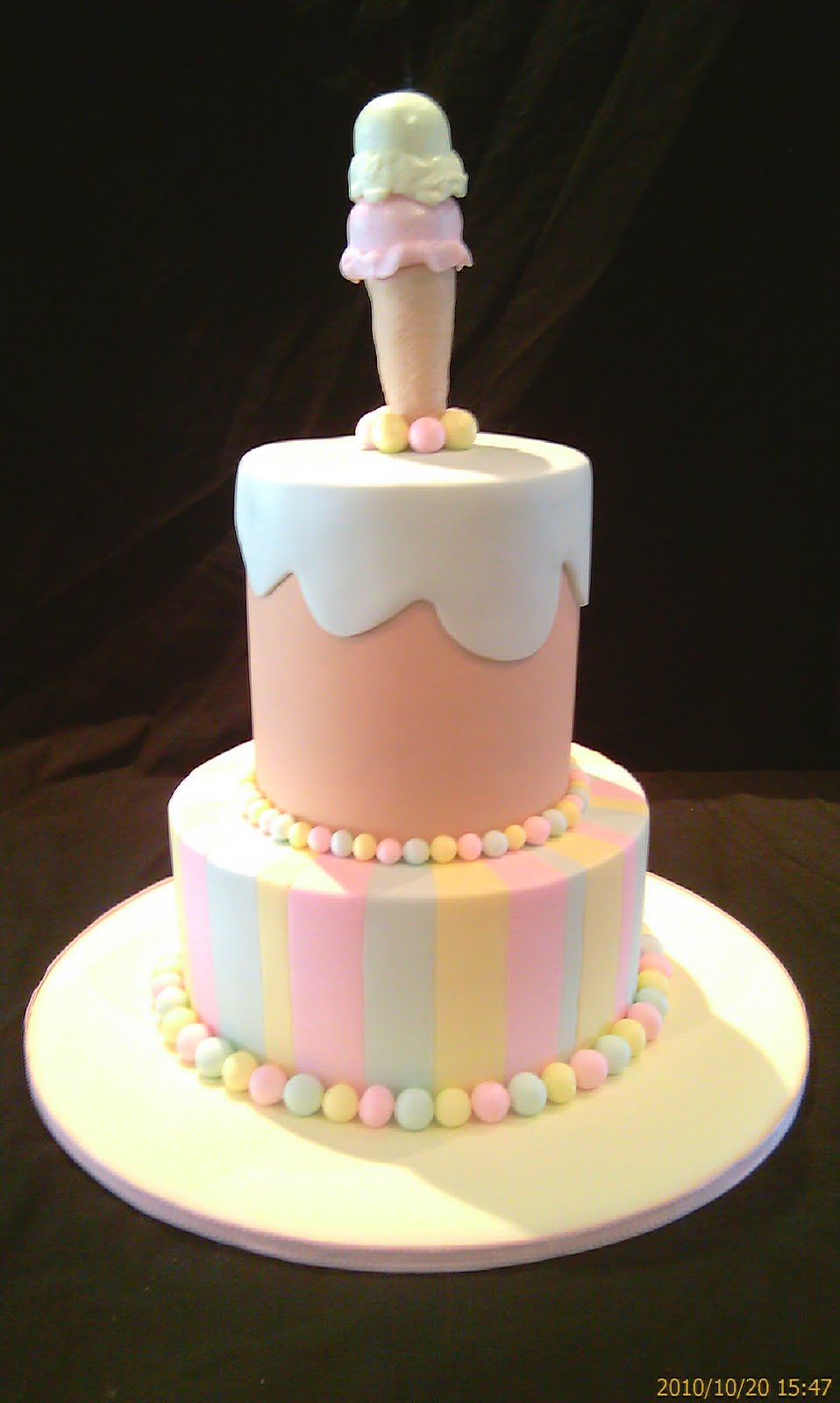The Cupcake Fairy Big Cakes 3 Classes
