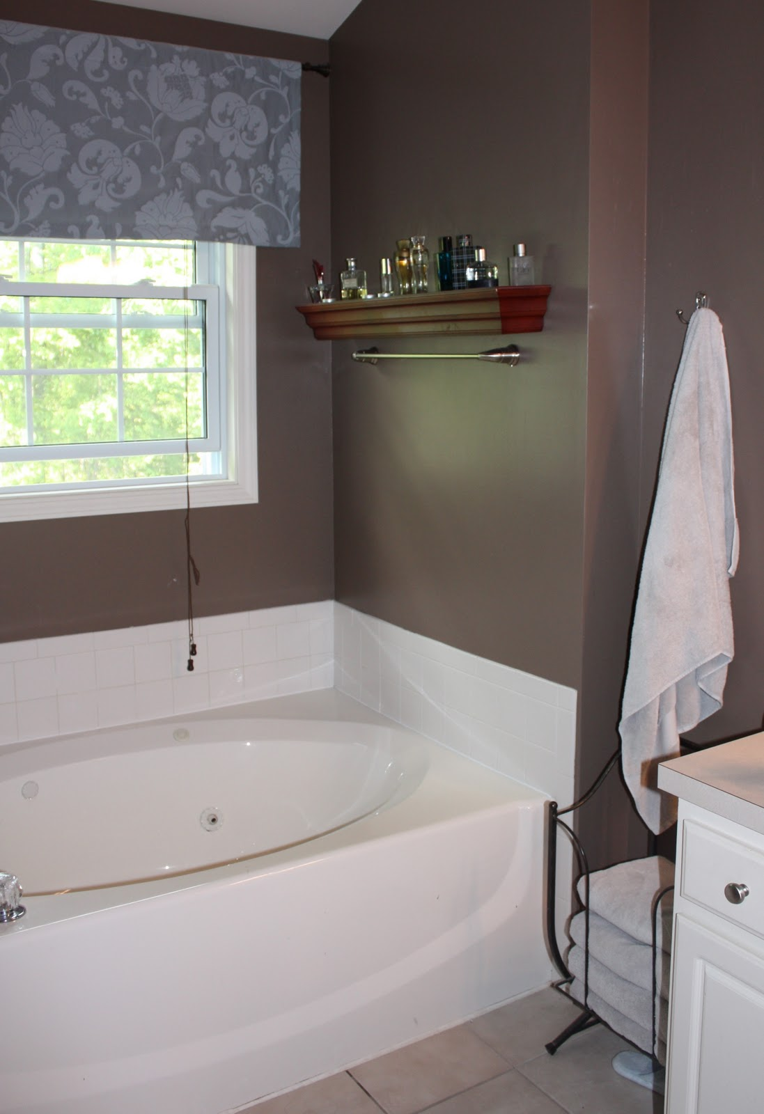 The Yellow Cape Cod Bathroom Upgrades
