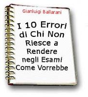 superare gli esami: i 10 errori di chi non supera gli esami come vorrebbe.jpg picture by ballarani