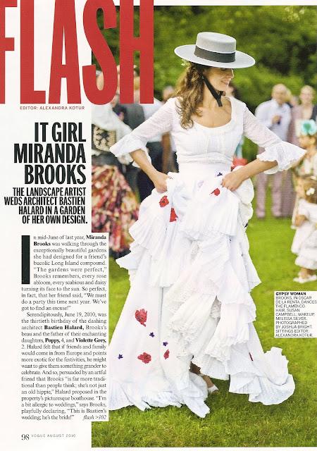duchess fare Taking My Breath Away Miranda Brooks