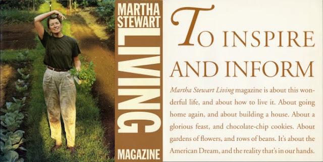martha moments martha stewart s magazines