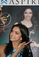ASPIRE Real Estate Brand Ambassador - Deepika Padokone