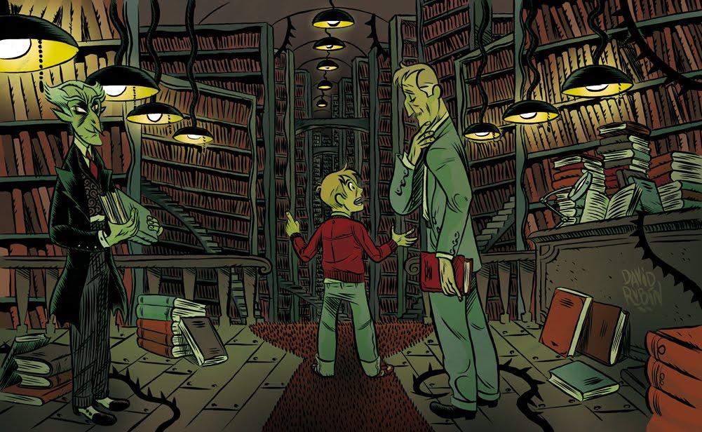 Resultado de imagen para el cementerio de los libros olvidados