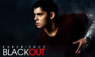 Richard Gutierrez in Bench Blackout fashion show