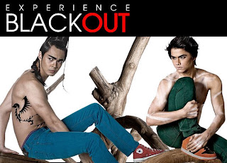 Ron and Carlo in Bench Blackout