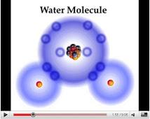 Molécula del Agua