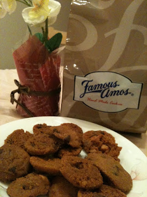 Famous Amos Cookies By Our Taste Of Life
