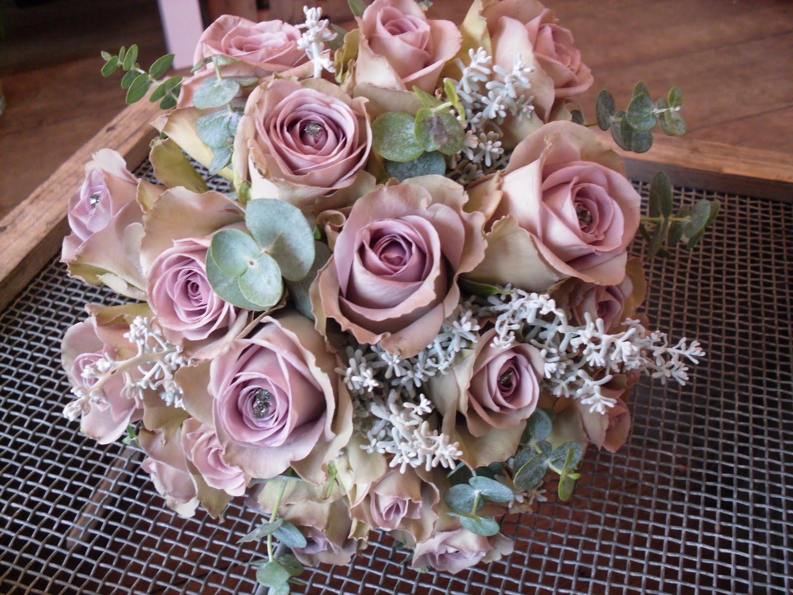Flowers In Bloom Wedding Of Mel Amp Wayne 15th October