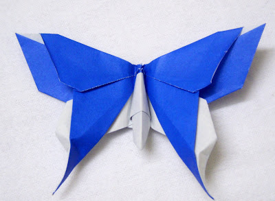 MICHAEL LAFOSSE ORIGAMI « EMBROIDERY & ORIGAMI - photo#3