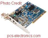 PCI Card Transmitter