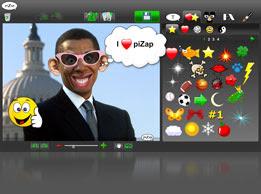 Editar imagenes con PiZap