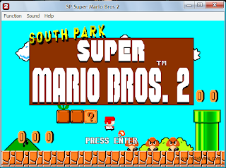 South Park Super Mario Bros 2
