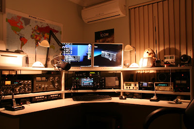 Fine Vk6Ia Amateur Radio Station Vk6Ia Shack Update Home Interior And Landscaping Eliaenasavecom