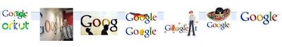Imágenes de Google en Brasil, Mexico, Japón, Alemania,  Google-lizacion Cultural, definicion de marketing internacional
