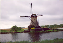At Kinderdijk