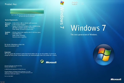 Windows 7 Final RTM Leakes