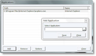 How to password protect any application in Windows?