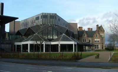 Eden Court Arts Centre, Inverness